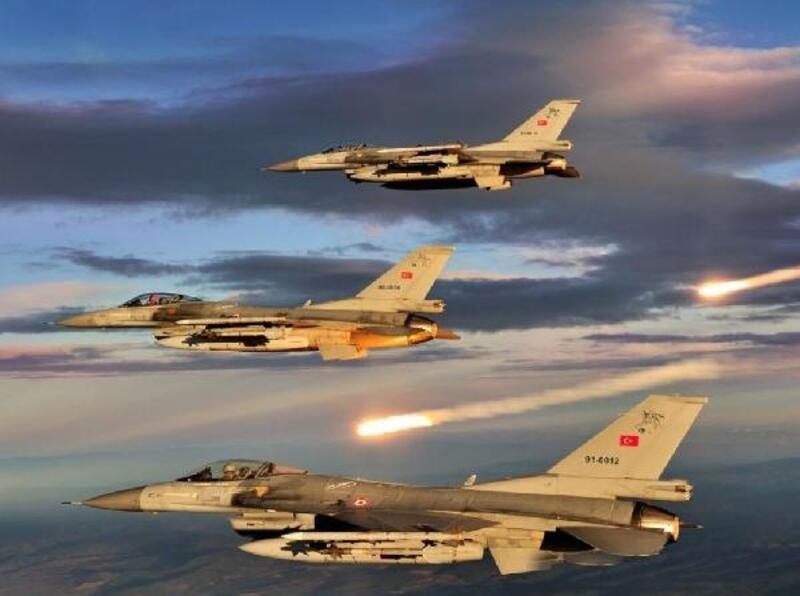MSB: Irak kuzeyine hava harekatında 5 terörist etkisiz hale getirildi