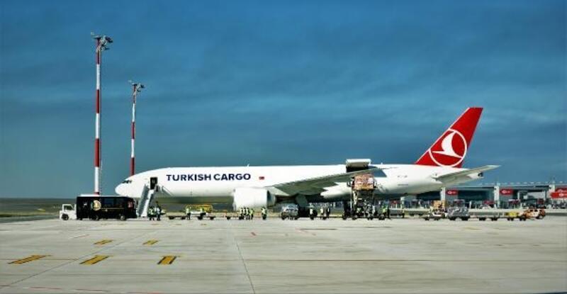 Turkish Cargo Mayıs ayında yüzde 7,1'lik tonaj artırdı