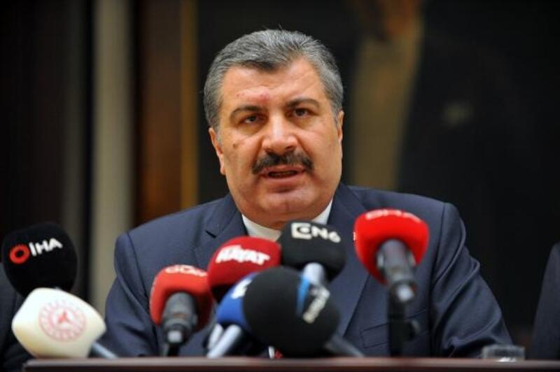 Sağlık Bakanı Fahrettin Koca, Bursa'da