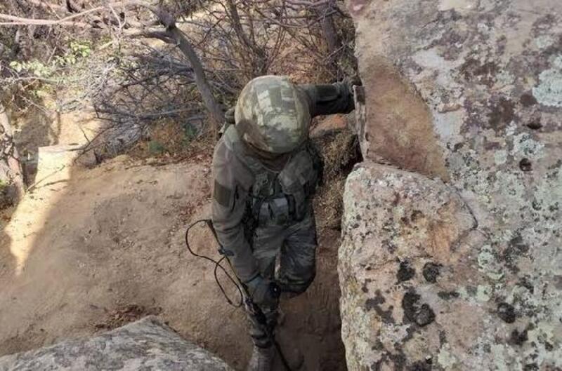 Van'da PKK'lı 3 terörist öldürüldü