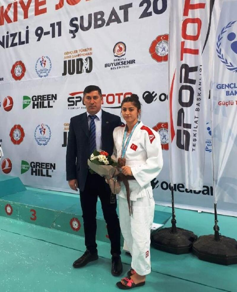 Osmangazili judocu Avrupa Kupası'nda