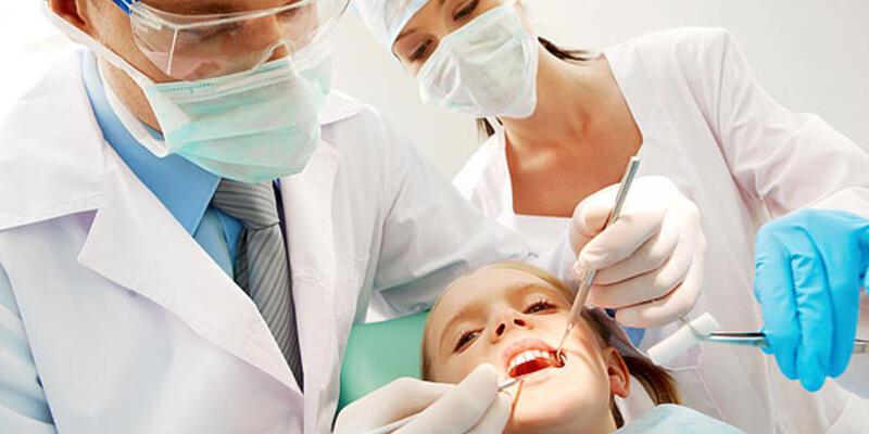 Çocuklarda diş sağlığına dikkat!