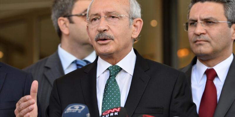 Kılıçdaroğlu Kemal Derviş'le görüştü