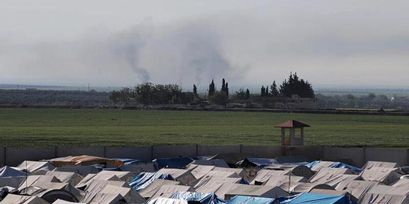 Türkiye sınırındaki sığınmacı kamplarına IŞİD saldırısı