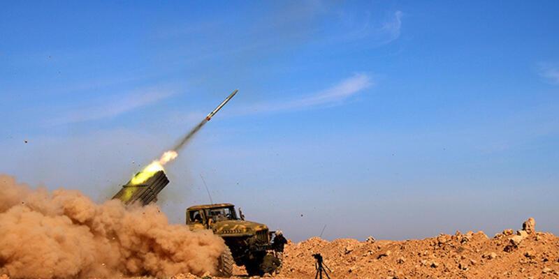 Suriye ordusu Rakka'da geri çekilmeye başladı