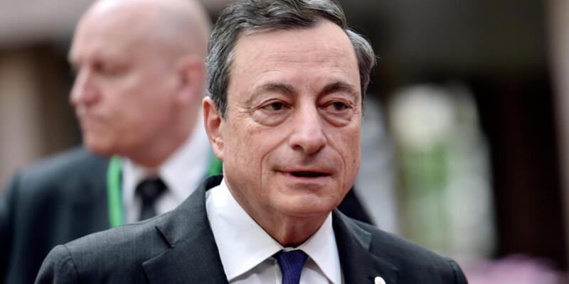 Draghi'den merkez bankalarına uyarı