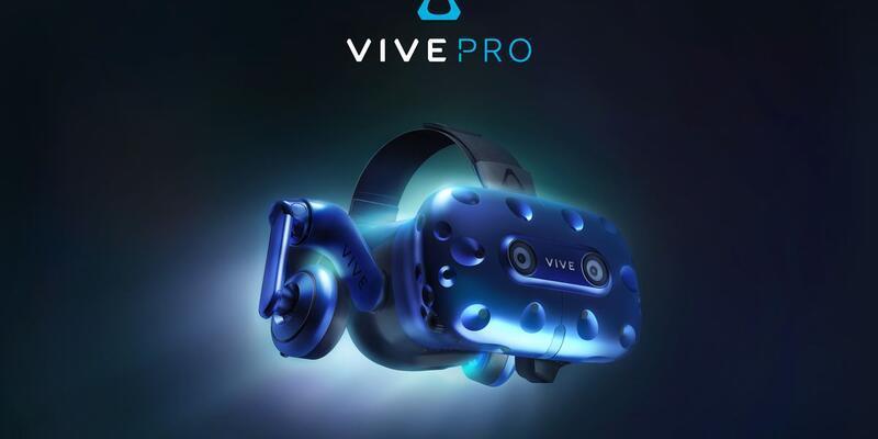 HTC Vive Pro : Artan çözünürlük ve dahili kulaklıklar ile geliyor