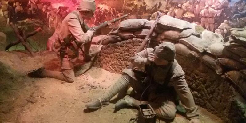18 Mart zaferinin coşkusu Bağcılar Çanakkale Harbi Müzesi'nde yaşanacak