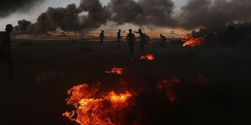 Gazze'de öldürülenlerin sayısı 65'e yükseldi