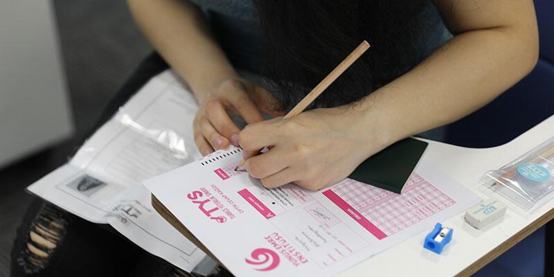 34 ülkeden adayların Türkçe'deki başarı oranı yüzde 70'e ulaştı