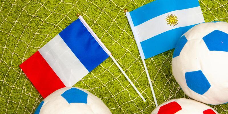 Fransa - Arjantin maçı muhtemel 11'leri