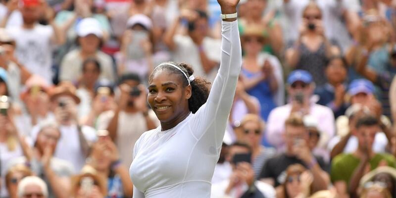 Serena Williams'a para cezası