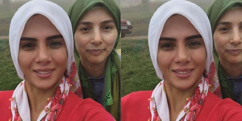 Sabriye'nin fotoğrafına binlerce beğeni