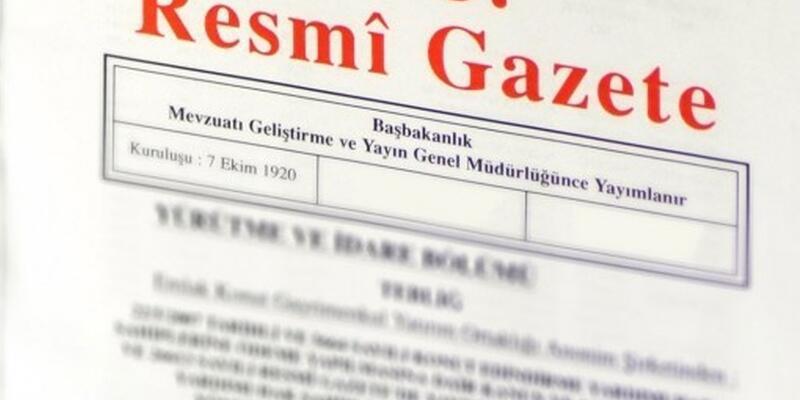 Cumhurbaşkanı Erdoğan duyurmuştu: O karar Resmi Gazete'de