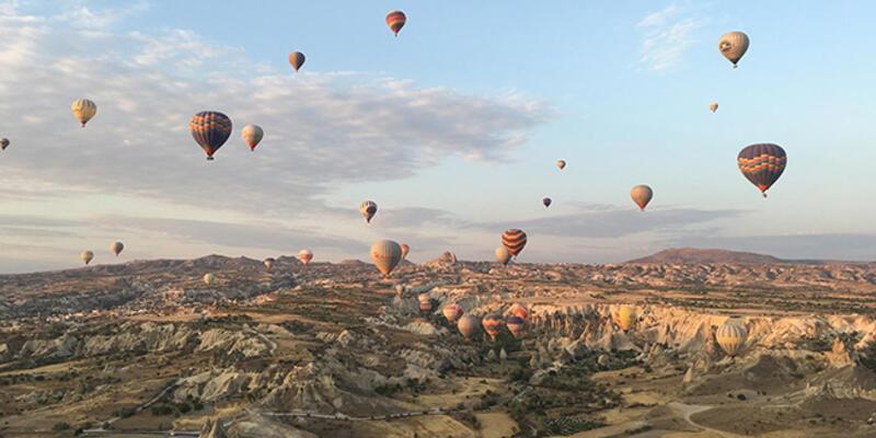AK Parti kanun teklifini Meclise sundu: Kapadokya'ya yasal koruma kalkanı