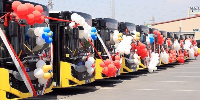 Bayramda otobüs, metro, metrobüs ve vapur ücretsiz mi?