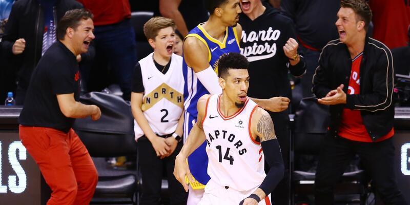 Toronto Raptors seride öne geçti
