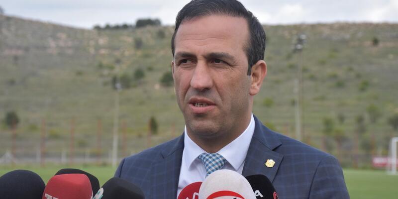 Yeni Malatyaspor'da Adil Gevrek güven tazeledi