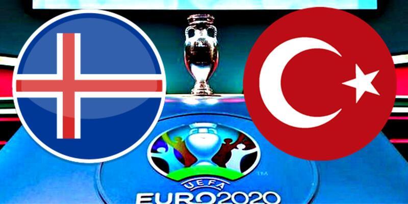 Avrupa Şampiyonası... İzlanda, Türkiye maçı ne zaman, saat kaçta, hangi kanalda?