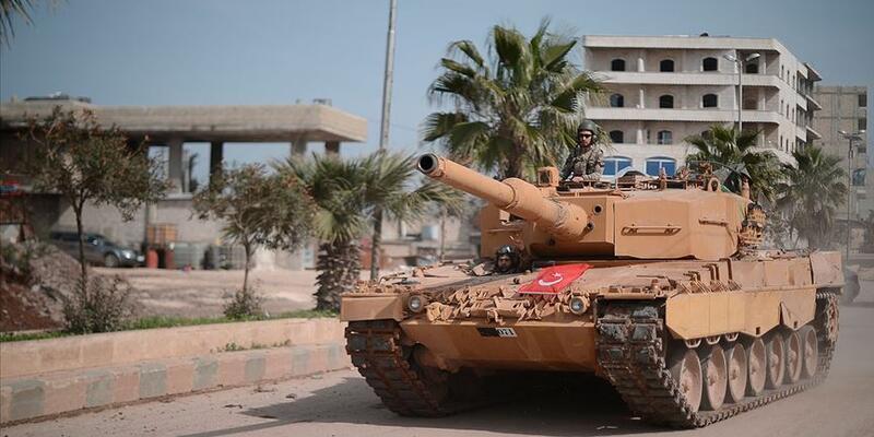Son dakika... Afrin'de terör örgütü PKK/YPG'li 10 terörist etkisiz hale getirildi