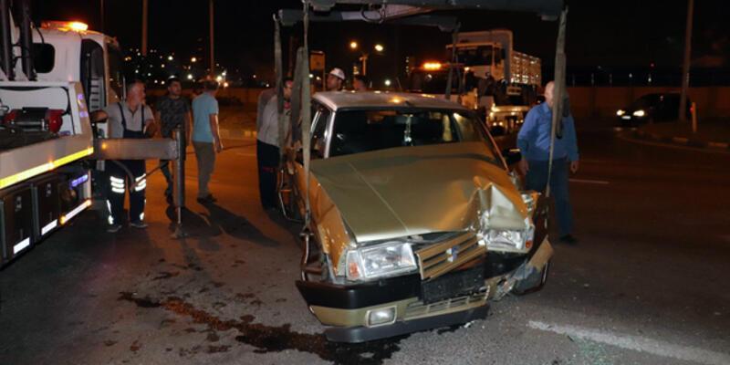 Ereğli'de iki kazada 3 kişi yaralandı