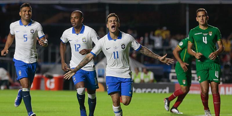 Copa America heyecanı başladı: Brezilya üç puanı 3 golle aldı