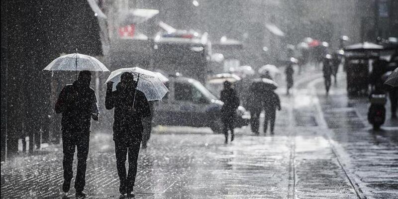 Bugün yağmur yağacak mı? Hava durumu 15 Haziran Meteoroloji raporu