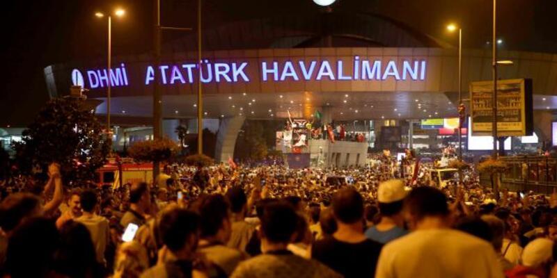 15 Temmuz'da Cumhurbaşkanı'na havalimanında suikast planlandığı iddiası