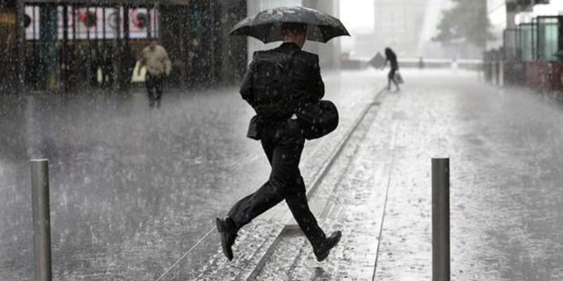 Dikkat! Meteoroloji'den kuvvetli yağış uyarısı