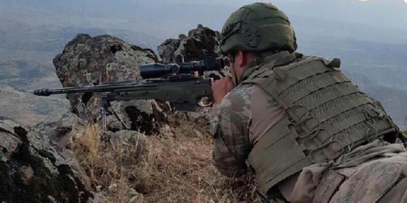 Milli Savunma Bakanlığı açıkladı: 7 PKK'lı terörist etkisiz hale getirildi