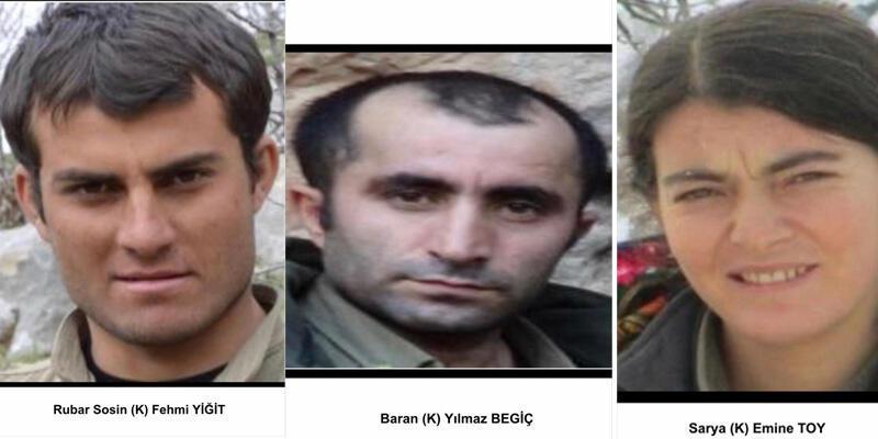 Son dakika... Şırnak'ta 8 terörist etkisiz hale getirildi