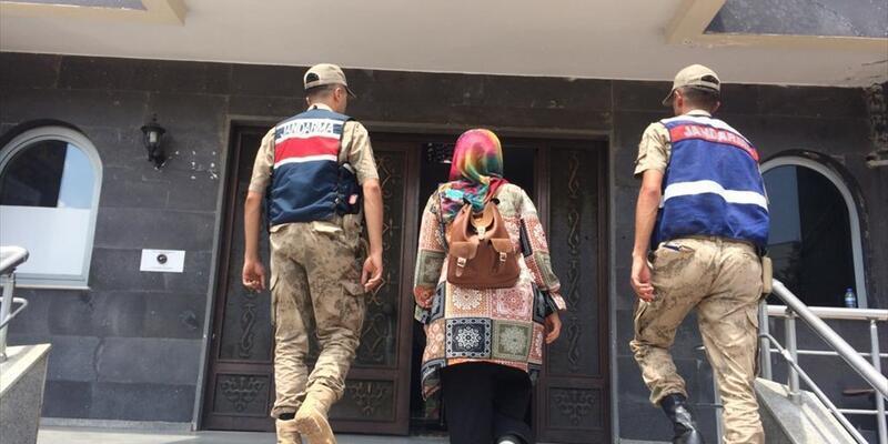 Bayburt'ta aranan FETÖ/PDY firarisi Kahramanmaraş'ta yakalandı