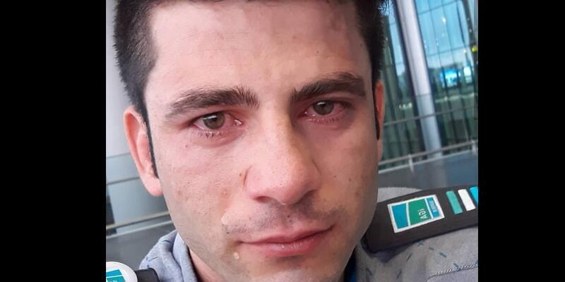 Evlilik teklifi reddedildi, havalimanında intihar etti