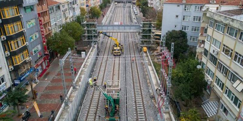 Raylı sistem inşasında İstanbul dünyada bir numara