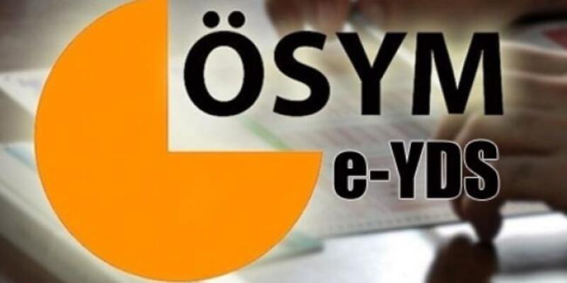 e-YDS giriş belgeleri açıklandı! ÖSYM e-YDS sınav giriş belgesi sayfası