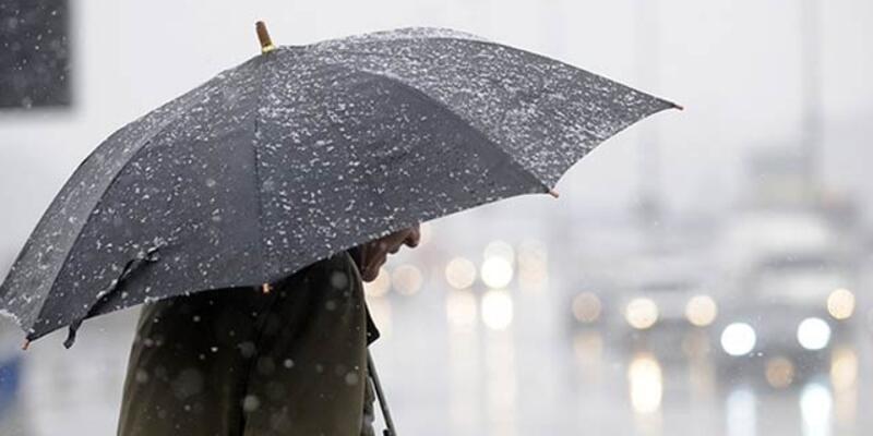Hava durumu 20 Haziran: MGM'den yağmur uyarısı geldi!