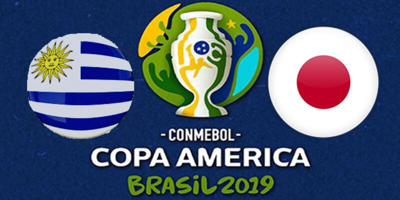 Copa America: Uruguay Japonya maçı ne zaman, saat kaçta, hangi kanalda?