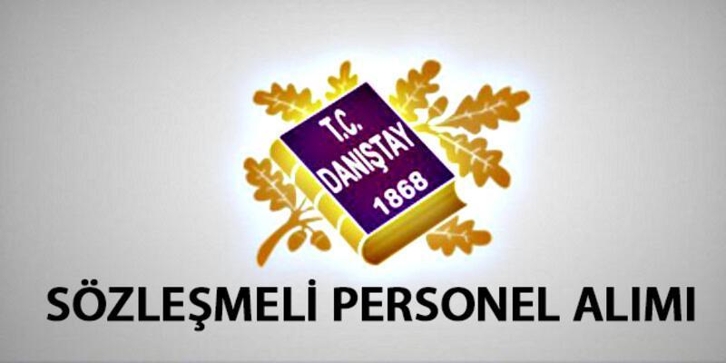 Personel alımları 2019… Danıştay Başkanlığı sözleşmeli personel alımı yapacak!