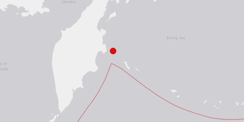 Son dakika... Rusya'da 6,6 büyüklüğünde deprem