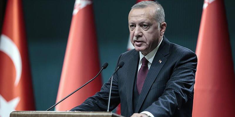 Cumhurbaşkanı Erdoğan: Bu ülkenin tüm fertleri için tüm imkânları seferber edeceğiz