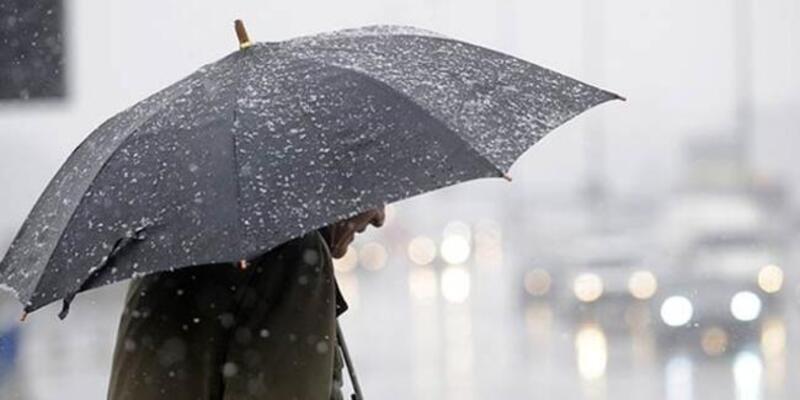İBB saat verip uyardı! Şiddetli yağış geçişleri bekleniyor