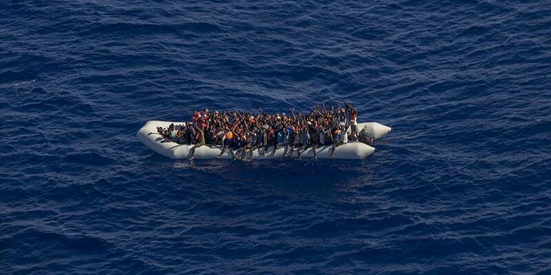 """Malta, Akdeniz'de kurtarılan düzensiz göçmenleri """"şartlı"""" aldı"""