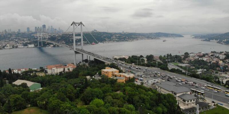 Hava durumu | Dikkat: İstanbul'a yağmur geliyor! Meteoroloji saat verdi