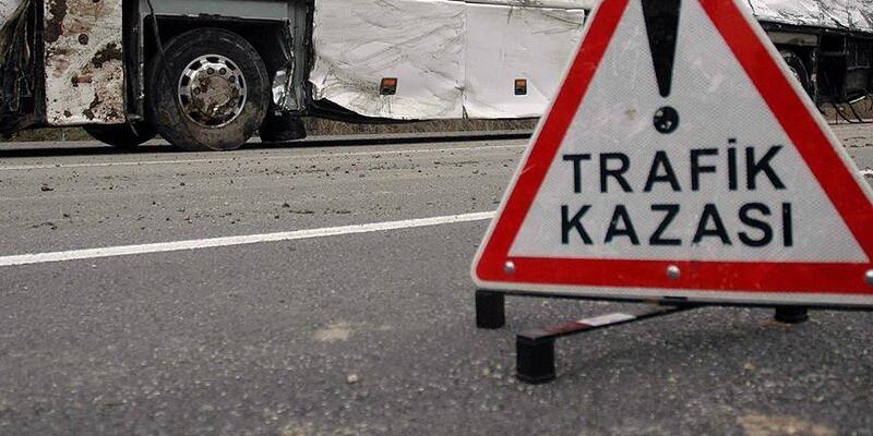 Bolu'da trafik kazası: 2 ölü