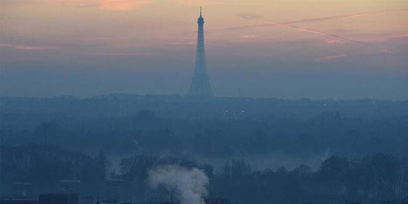 Paris 'iklim acil durumu' için düğmeye bastı