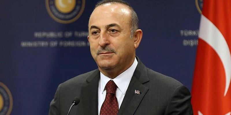 Bakan Çavuşoğlu, Mesrur Barzani ile görüştü