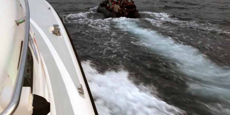 İzmir'de 200 düzensiz göçmen yakalandı