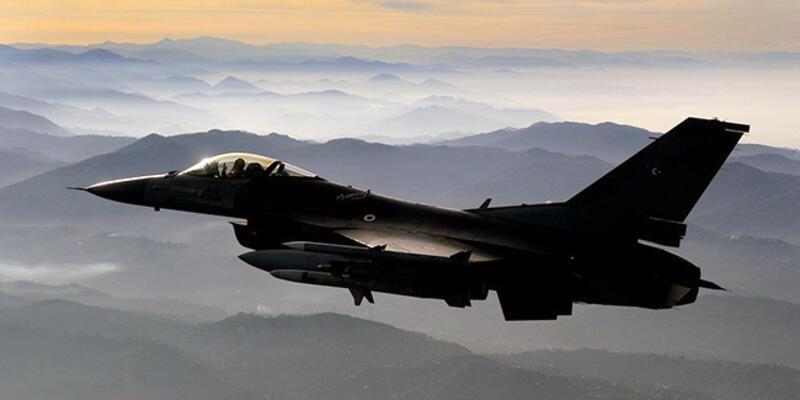 Son dakika: Irak'ın kuzeyine hava harekatı düzenlendi
