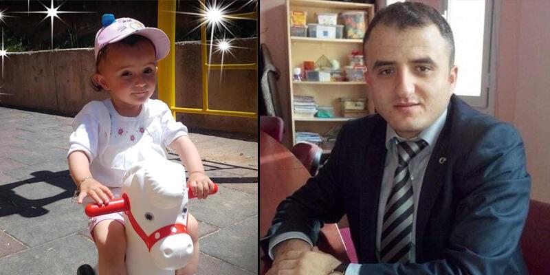 Baba olacağını öğrenince kalp krizinden ölen öğretmenin kızı da kazada yaşamını yitirdi