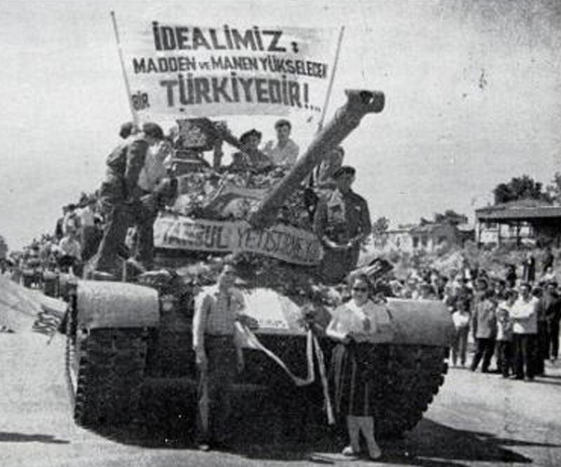 Türkiye'nin darbeler tarihi